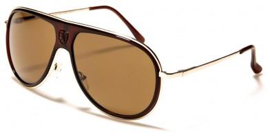 Khan Aviator Unisex Bulk Sunglasses KN-M21009