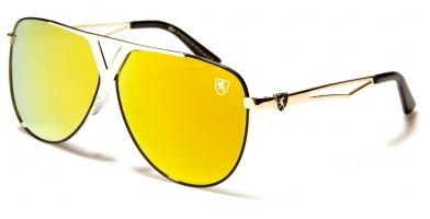Khan Aviator Unisex Bulk Sunglasses KN-M21023-CM