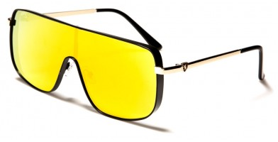 Khan Shield Unisex Sunglasses Wholesale KN-M21028