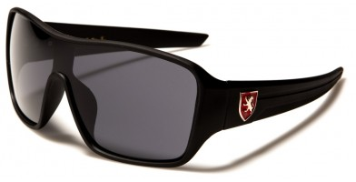 Khan Shield Soft Feel Sunglasses in Bulk KN-P01018-SFT