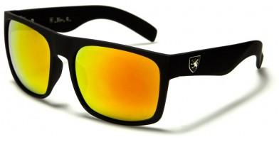 Khan Classic Unisex Sunglasses Wholesale KN-P01027-SFT-CM