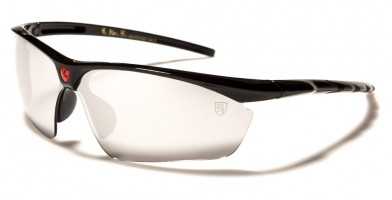Khan Half Frame Sports Sunglasses in Bulk KN-P01033