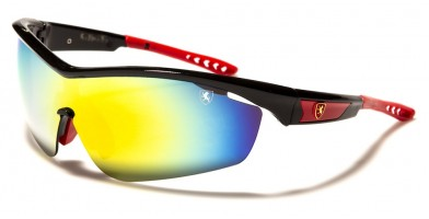 Khan Half Frame Sports Bulk Sunglasses KN-P01044
