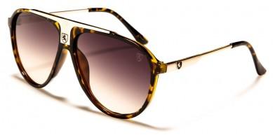 Khan Aviator Unisex Bulk Sunglasses KN-P01053