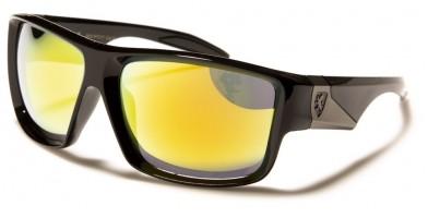 Khan Rectangle Men's Sunglasses Bulk KN-P7017