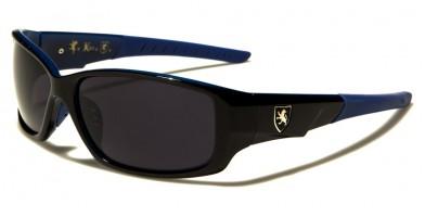 Khan Rectangle Men's Bulk Sunglasses KN01003SD