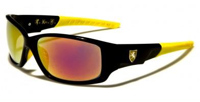 Khan Rectangle Men's Bulk Sunglasses KN01004CM