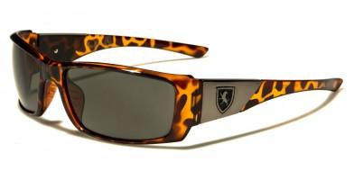 Khan Rectangle Men's Sunglasses In Bulk KN01005