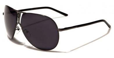 Khan Aviator Men's Bulk Sunglasses KN1086