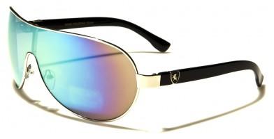 Khan Shield Unisex Sunglasses Wholesale KN1087CM