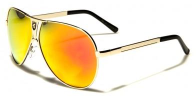 Khan Aviator Men's Bulk Sunglasses KN1173CM