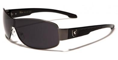 Khan Rectangle Men's Bulk Sunglasses KN1199