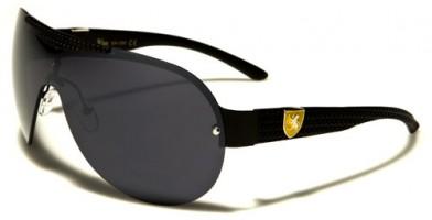 Khan Semi-Rimless Men's Sunglasses Wholesale KN1205