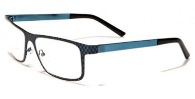Khan Rectangle Men's Bulk Glasses KN1216CLR