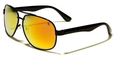 Khan Aviator Men's Bulk Sunglasses KN2002CM