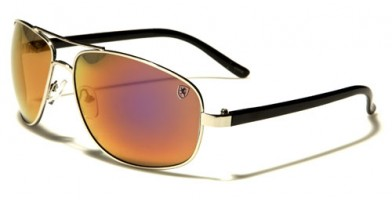 Khan Rectangle Men's Bulk Sunglasses KN2012CM