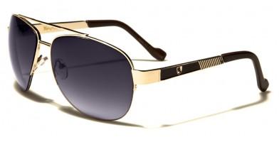 Khan Aviator Men's Wholesale Sunglasses KN21002OC