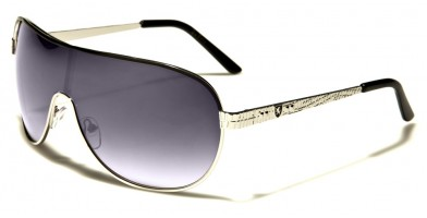 Khan Shield Unisex Wholesale Sunglasses KN21003
