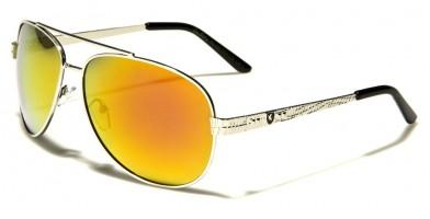 Khan Aviator Unisex Sunglasses Bulk KN21004CM