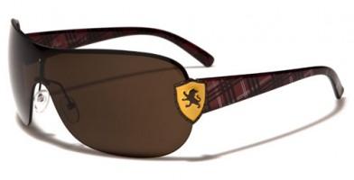 Khan Semi-Rimless Men's Sunglasses Wholesale KN3690