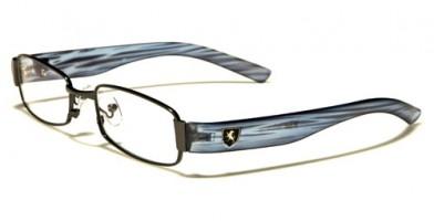 Khan Rectangle Men's Sunglasses In Bulk KN3713