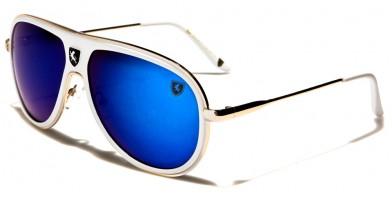 Khan Aviator Unisex Bulk Sunglasses KN3973RCM