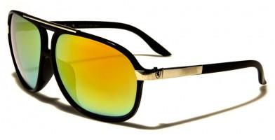 Khan Aviator Unisex Sunglasses In Bulk KN5133-CM