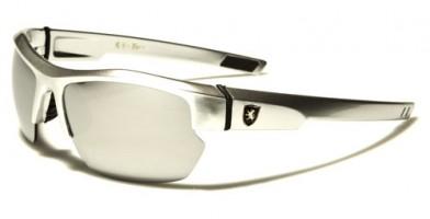 Khan Semi-Rimless Men's Bulk Sunglasses KN5297