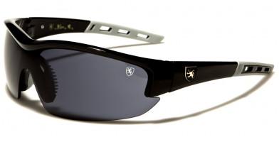 Khan Semi-Rimless Men's Sunglasses Wholesale KN7000