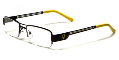 Khan Semi-Rimless Men's Readers Wholesale KN900RD