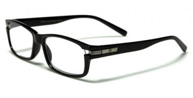 Khan Rectangle Men's Readers Wholesale KN917RD