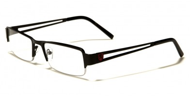 Khan Semi-Rimless Unisex Readers In Bulk KN932RD