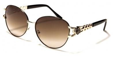 Kleo Round Women's Sunglasses Wholesale LH-7819