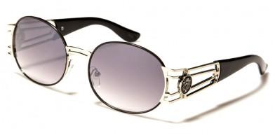 Kleo Round Women's Wholesale Sunglasses LH-M7817