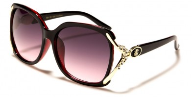 Kleo Butterfly Rhinestone Bulk Sunglasses LH-P4017