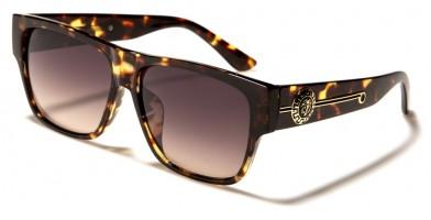 Kleo Classic Rectangle Sunglasses Wholesale LH-P4035
