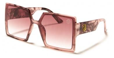Kleo Squared Butterfly Sunglasses in Bulk LH-P4036