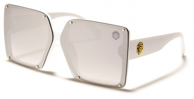 Kleo Butterfly Squared Sunglasses Wholesale LH-P4038