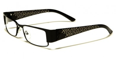 Kleo Rectangle Women's Glasses In Bulk LH1208CLR