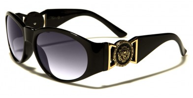Kleo Oval Women's Wholesale Sunglasses LH5348