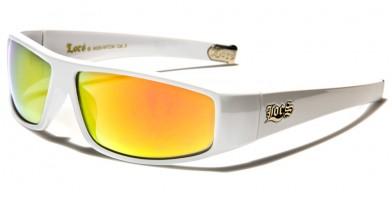 Locs Rectangle Men's Sunglasses Wholesale LOC9035-WTCM