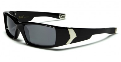 Locs Rectangle Men's Wholesale Sunglasses LOC91037