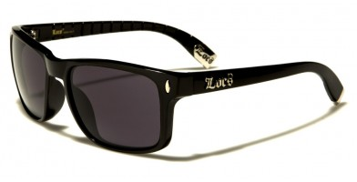 Locs Classic Men's Sunglasses Wholesale LOC91045-BK