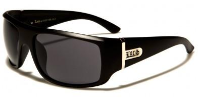 Locs Rectangle Men's Bulk Sunglasses LOC91057-MB