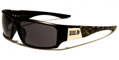 Locs Camouflage Men's Bulk Sunglasses LOC91058-CAMO