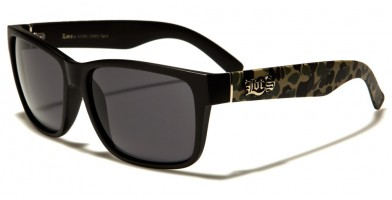 Locs Classic Men's Sunglasses In Bulk LOC91070-CAMO