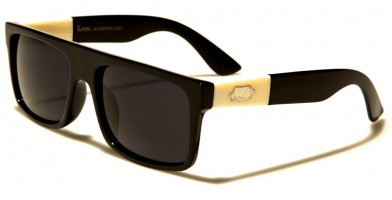 Locs Square Men's Wholesale Sunglasses LOC91075