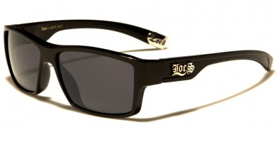 Locs Rectangle Men's Sunglasses Bulk LOC91079