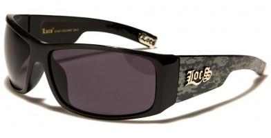 Locs Camouflage Men's Bulk Sunglasses LOC91091-DSCAMO