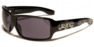 Locs Rectangle Men's Sunglasses Bulk LOC91095-P